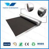 Mousse d'EVA avec l'assise insonorisée de tapis de papier d'aluminium