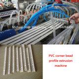 Macchina dell'espulsione di profilo del branello d'angolo del PVC Sjsz65/132