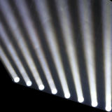 LED 8の目のビーム移動ヘッドライト