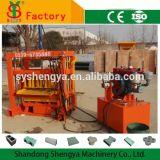 Dieselmotor-hydraulische konkrete hohle Block-Maschine der Qualitäts-Qt4-40