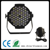 3W 72PCS LED de encendido PAR Can