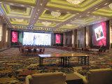 Visualizzazione di LED di pubblicità dell'interno della visualizzazione di LED di colore completo P3