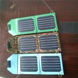 6W SunpowerのiPadの電気本のための太陽Foldable移動式充電器袋