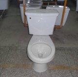 경제 둥근 2 조각 화장실