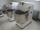 Bonne machine de boulangerie des prix mélangeur de spirale de la pâte de 8 kilogrammes 21 litres
