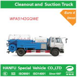 4X2 Cleanout와 Suction Truck