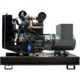 Prime124.8kw/Standby 136kw, 4-Stroke, silencioso, sistema de generador diesel de Cummins Engine, Gk136