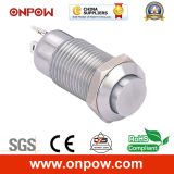 Onpow 12mm High Head Push Button Switch (GQ12-CH SERIES, CER, RoHS)