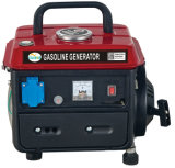 650W 2.0HP/3000rpm de Generator van de Benzine met Handvat (950C)