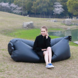 Pocket Beach Sofa Lounge Laybag Hangout Camping屋外のChair New Fast Inflatable Air Sleeping BagのキャンプのBed