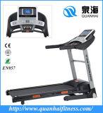 Tapis roulant courant motorisé par utilisation à la maison de matériel de sports de forme physique de tapis roulant (QH-9978)