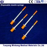 처분할 수 있는 1cc 인슐린 주사통 0.5cc 인슐린 주사통 0.3cc 인슐린 주사통 (ENK-YDS-034)