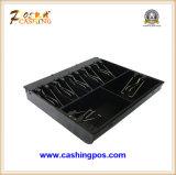 Cajón del efectivo de la posición para la caja registradora/el rectángulo y la caja registradora Qe-450