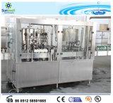 El refresco que hace las máquinas puede la bebida máquina de rellenar de la poder de aluminio