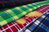 Heiße Verkaufs-Baumwolle 100% gedrucktes Flanell-Gewebe