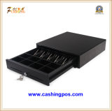 Nuevo cajón del efectivo de la posición del metal del desbloquear Qw330 para el centro comercial Ek-350
