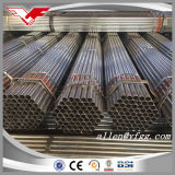 Precio pre galvanizado redondo de los tubos de acero de la construcción del invernadero de Tianjin