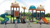 De Dia van de Speelplaats van kinderen en De OpenluchtApparatuur van het Pretpark (KP33-38)