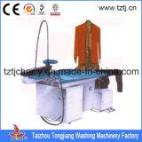 piattaforma rivestente di ferro della lavanderia di vuoto 220-380V, Tabella rivestente di ferro di vuoto del vapore