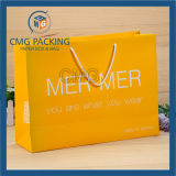 Logo Printing (CMG-MAY-046)를 가진 착색된 Scarf Packing Bag