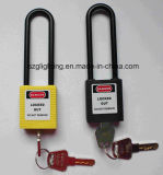 Populäres Long Shackle Xenoy Safety Padlock mit Competitive Price