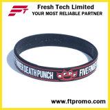 Wristband poco costoso del silicone dell'OEM 2016 con il marchio