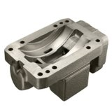OEM Iron Casting Foundry met Drawings of Sample