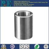 Aangepast Roestvrij staal CNC die de Ring van de Draad machinaal bewerkt