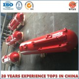 China passte Kohlenmaschinerie-Hydrozylinder an