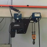 Novo tipo High Grade Fixo 1ton Talha Elétrica Cadeia