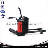 2.0t pedaal die de Elektrische Hydraulische Hefboom van de Vrachtwagen van de Pallet vouwen