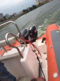 Außenbordmotor 25HP/30HP hergestellt worden in China für kleines Fiberglas-Fischerboot