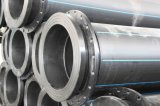 HDPEのガスの/Waterの供給管の/PE100水Pipe/PE80水管009