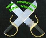 Couteau de guindineau de Chun d'aile d'arme de Wu Shu double