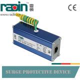 Dispositif protecteur de saut de pression de signal, parafoudre pour le réseau