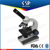 Microscopio biologico monoculare 100X-400X di FM-116fb per formazione
