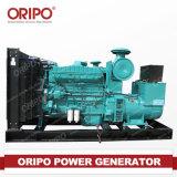 Diesel diesel Genset del sistema de generador de la utilización del suelo del voltaje de la energía eléctrica