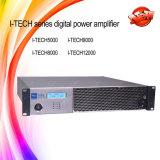 Amplificatore di potere del codice categoria H di alto potere DSP di Io-Tecnologia 12000HD