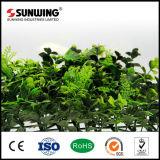 Sunwingのベストセラーの性質の緑の屋外プラスチック人工的なプラント塀