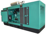 공장과 건물 사용을%s 디젤 엔진 500kVA 400kw 방음 발전기