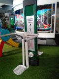 La máquina al aire libre hecha en casa más nueva de Boby