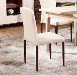 تصميم بسيطة [بو] وسادة يتعشّى كرسي تثبيت مع حديد إطار ([دك029])
