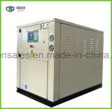 Chauffage de réfrigérateur de refroidissement par eau de défilement et refroidissement pour le plastique