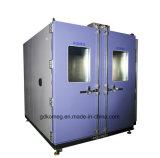 Constante Ambiental Cabina de Cámaras para pruebas de temperatura y clima