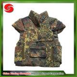 Gilet à l'épreuve des balles de PE de protection de camouflage matériel imperméable à l'eau de Digtal