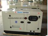 電気エンジン40kVAのディーゼル発電機セット