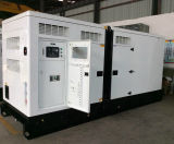 cerco Soundproof do gerador Diesel silencioso de 160kVA 128kw Yuchai