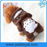 Roupa quente do animal de estimação do revestimento do cão de animal de estimação da forma da venda da fábrica