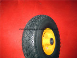 Plastic Center Rim를 가진 EL-624 260X85 Wheelbarrow Solid PU Foam Wheels