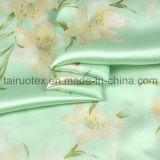Шелк сатинировки Crepe 100% напечатанный цифров для ткани пижам